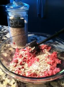 meat & oats