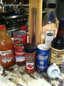 Irish stew ingredients