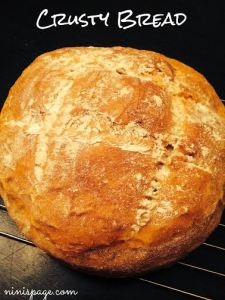 Crusty breads