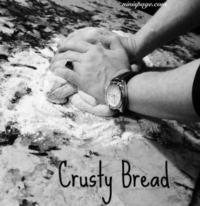 Making Crusty Bread